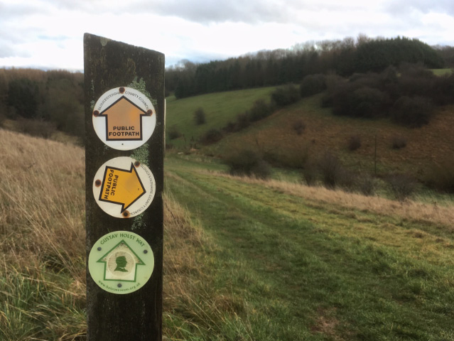 Slaughters & Naunton walk 1dec18